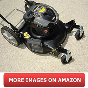Lawn Mower With Swivel Front Wheels Reviews Pros And Cons