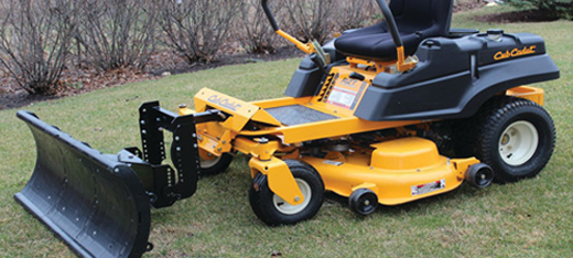 Best Lawn Tractor For Snow Plowing With Reviews