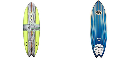 A Quick Look at Selecting the Best Fish Surfboard for Beginners!
